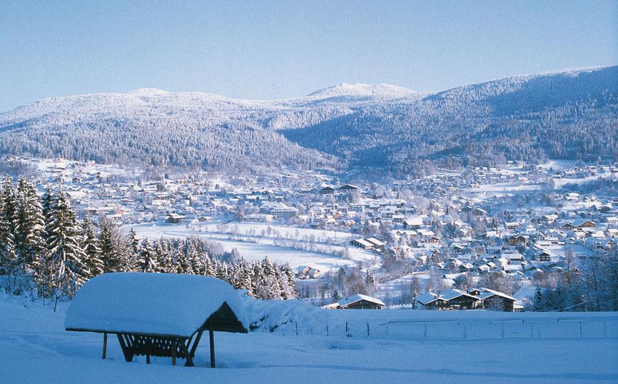 Ferienwohnung Bodenmais Bayerischer Wald Bei Pension Weinberger